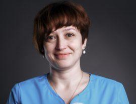Ходарина  Ольга Николаевна